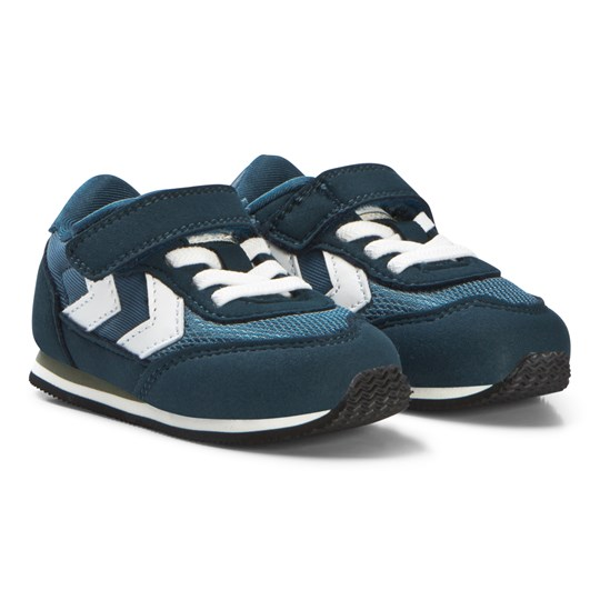Hummel Reflex Infant Shoes Blue Wing Teal Blue Wing Teal