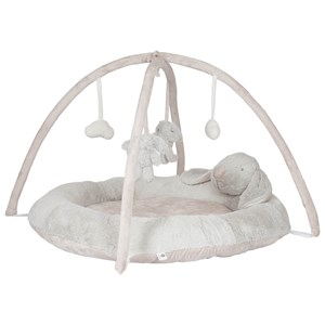 Image of STOY Bunny Baby Gym Grey (3056055309)
