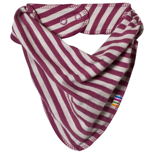 Joha Stripe Scarf Purple YD Stripe Girl