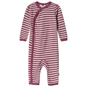 Image of Joha Stripe One-Piece Pink 90 cm (1,5-2 år) (3056097297)