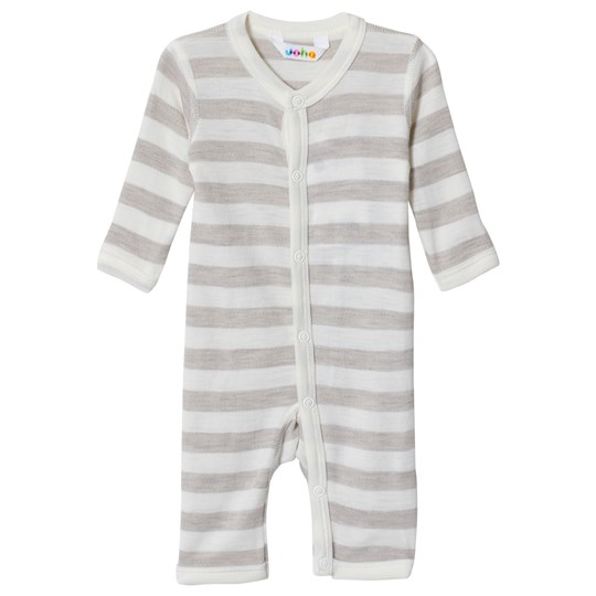 Joha Stripe One-Piece Grey YD Stripe