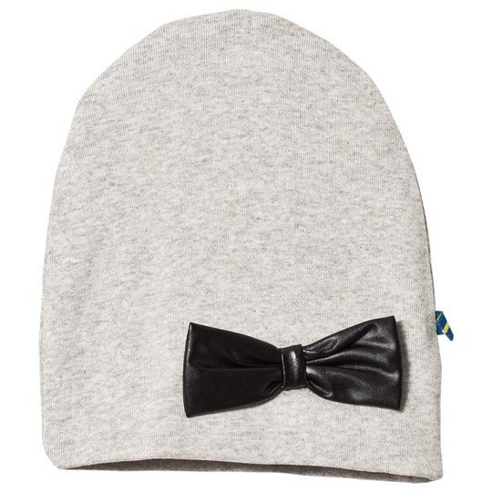 89232e8dd49 The BRAND - Hat Bow Grey Melange - Babyshop.com