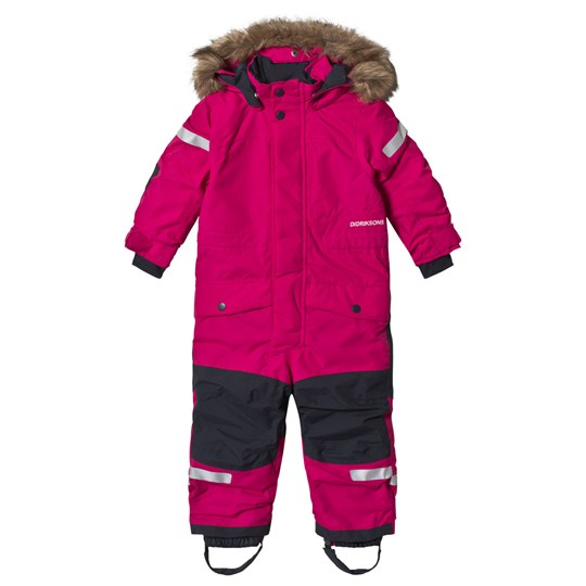 Didriksons Björnen Kids Winter Coverall 2.0 Lilac Lilac