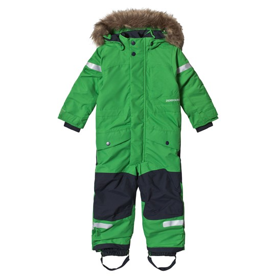 Didriksons Björnen Kids Winter Coverall 2.0 Kryptonite Kryptonite