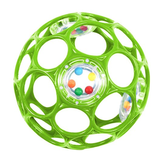 Oball Oball™ Rattle™ Green Green