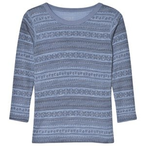Image of Hust&Claire Abba Tee Blue 104 cm (3-4 år) (3056875661)