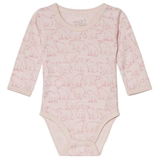 Hust&Claire Bo Baby Body Pink Rosie