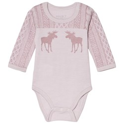 Hust&Claire Bo Baby body Lila
