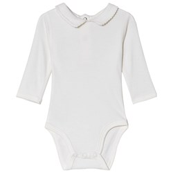 Hust&Claire Beate Baby Body White