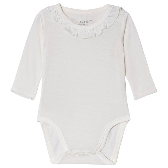 Hust&Claire Bianca Baby Body White 白色