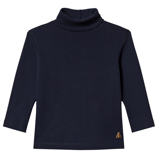 GAP Turtleneck Shirt Blue Galaxy BLUE GALAXY