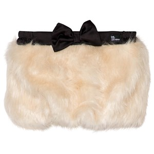 Image of The Tiny Universe The Tiny Skirt Faux Fur Off White 6-12 months (80) (1207060)