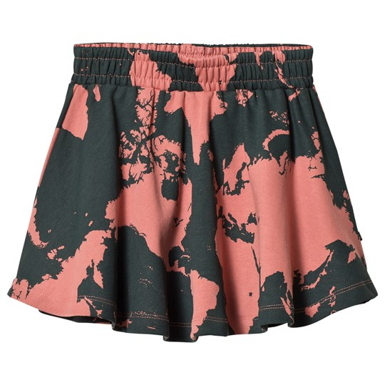 Molo Barbera Skirts World Map World Map