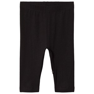 Image of Molo Nette Solid Leggins L Black 86 cm (1-1,5 år) (3056876509)