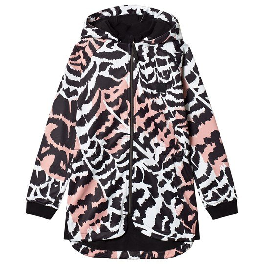 Molo Hillary Soft Shell Jacket Graphic Feathers Graphic Feathers
