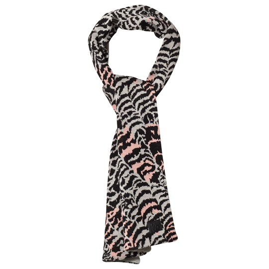 Molo Scarf Kell Graphic Feathers Graphic Feathers