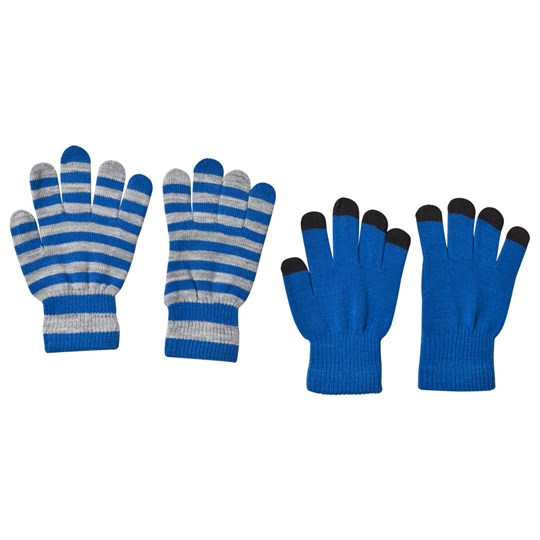Molo Keio Gloves Real Blue Real Blue