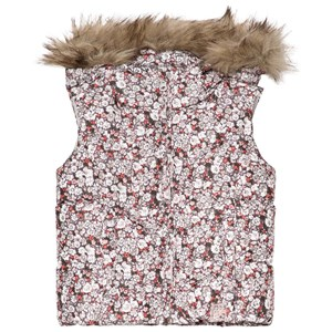 Image of GAP Floral Puffer Gilet Multi XL (12-13 år) (3057463825)