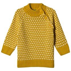 Frugi Gorse Fisherman Sweater