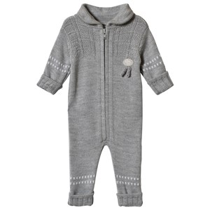 Image of Lillelam Basic One-Piece Grey 52 cm (0-1 mdr) (1668367)