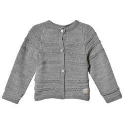 Lillelam Seamless Cardigan Grey