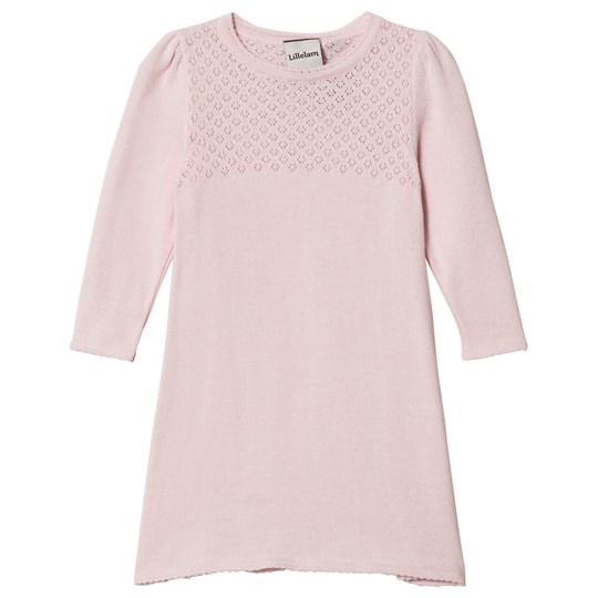 Lillelam Dress Emma Pink Rosa