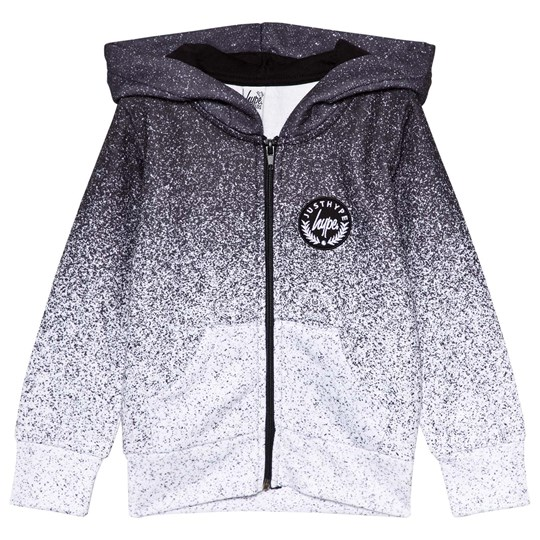 Hype Grey Speckle Fade Full Zip Hoodie Grey/multi