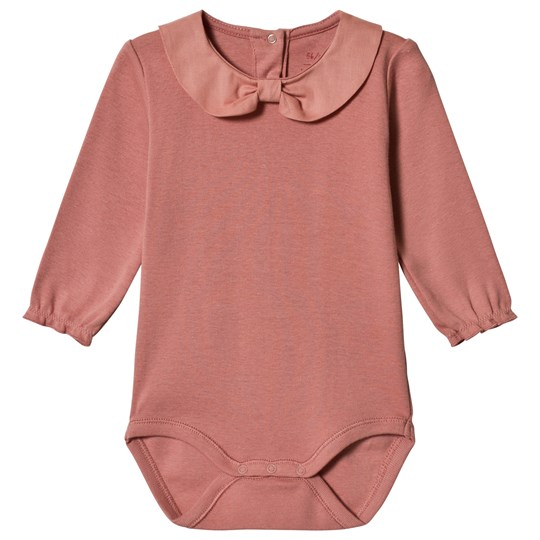 Noa Noa Miniature Baby Body Long Sleeve Ash Rose Ash Rose