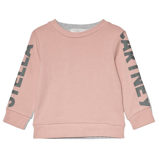 Stella McCartney Kids Delaney Sporty Sweater Pink 5768 - Dusky Rose