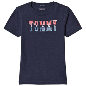 Image of Tommy Hilfiger Navy Tommy Jeans Tee 8 years (3057109263)