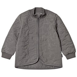 Molo Husky Soft Shell Jackets Smokey Grey