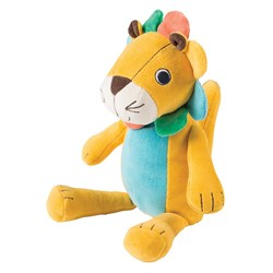 Frugi Cosmic the Lion Froogli Soft Toy
