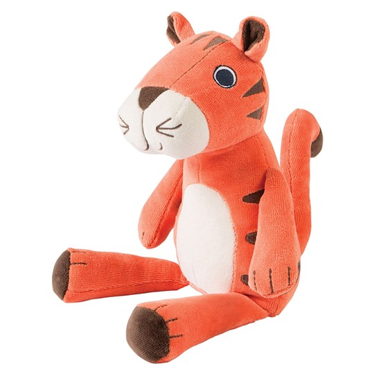 Frugi Ziggy the Tiger Froogli Soft Toy Ziggy/Tiger_AW18
