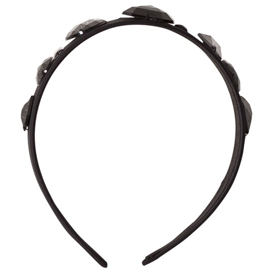 Molo Diamond Hair Band Black Black
