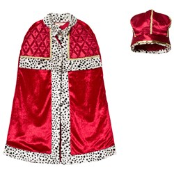 Travis King´s Cape and Crown