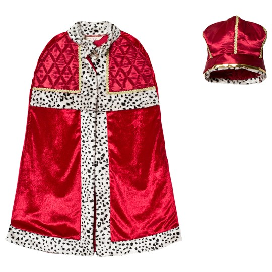 Travis King´s Cape and Crown Red
