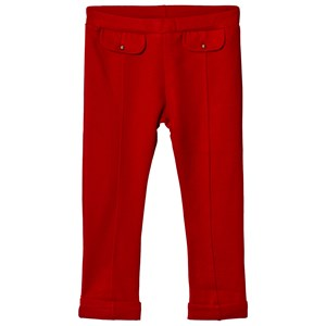 Image of Dr Kid Red Pocket Effect Leggings 6 months (3057464111)