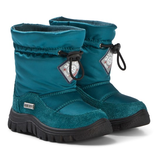 Naturino Bright Blue Waterproof Boots 0C07