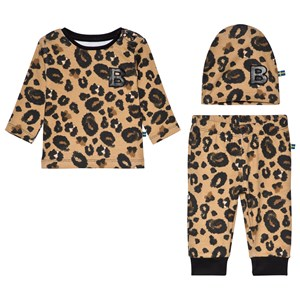 Image of The BRAND 3-Piece Baby Set Leo 56/62 cm (3057832021)