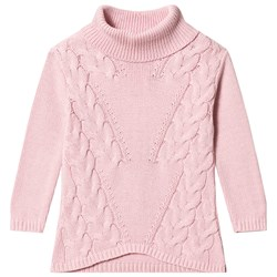 Dr Kid Pink Knitted Sweater