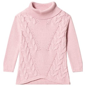 Image of Dr Kid Pink Knitted Sweater 8 years (3057830993)