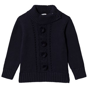 Image of Dr Kid Navy Pom-Pom Sweater 5 years (1155470)