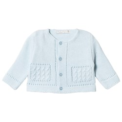 Dr Kid Blue Knitted Cardigan