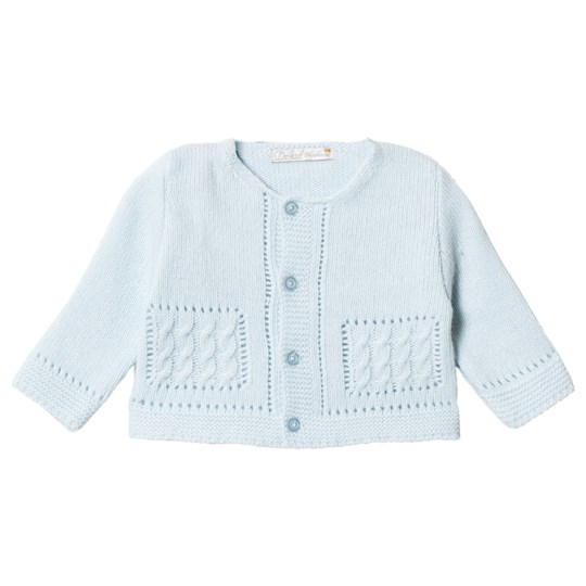 Dr Kid Blue Knitted Cardigan 105