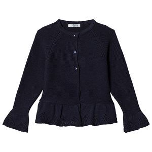 Image of Dr Kid Navy Cardigan 4 years (3057831101)
