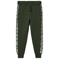 Sometime Soon Mateo Sweatpants Green