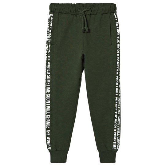 Sometime Soon Mateo Sweatpants Green Green