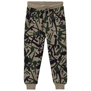 Image of Sometime Soon Anthony Sweatpants Camo 3 år (3057831407)