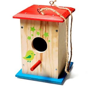 Image of Play Stanley Jr Birdhouse Kit 5 - 12 years (3057829817)