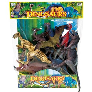 Image of Play Dinosaurs 10 pcs 3 - 8 years (3057829899)